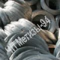 Wire OK 1,6 mm thermally processed by GOST 3282-74, low-carbonaceous wire OK