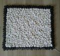 Массажный коврик из натурального камня (гальки) с подогревом, 50*40