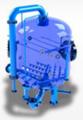 Фильтр натрий-катионитный ФИПа-II-1,0-0,6Na (ТЕПЛОТЕРМ)