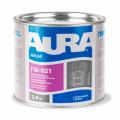 Универсальная алкидная грунтовка с антикоррозионным эффектом Aura ГФ-021