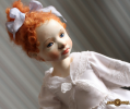 """Лучший подарок - кукла Анна, проект """"Балетный класс"""""""
