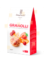 """""""Granolli""""  Cookies with cranberries and strawberries 0.125 kg"""