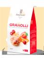 """Biscuits """"Granolli""""  aux canneberges et fraises 0,125 kg"""