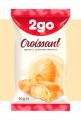 Круассан 2go с ванильной начинкой 0,06 кг