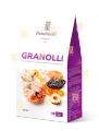 Cookies «Granolli» със сушени кайсии, сини сливи и лешници 0,125 кг