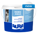 Acrylic decorative Aura Luxpro Remix Aqua 2.5l enamel