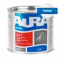 """Alapozás zománc korrózió alkid-uretán AURA «3 az 1"""" -ben"""