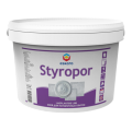 Glue for products from polystyrene Ready to application of Eskaro Styropor 2,1l