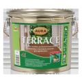 Olej do tarasów, zawiera olej tung Aura taras 9l
