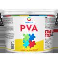 Универсальный клей ПВА для внутренних работ Класс влагостойкости D2 (стандарт EN 204)  Eskaro PVA Liim 10л