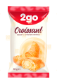 2go rempli de croissants à la vanille 0,06 kg