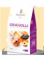 """עוגיות «Granolli» עם משמשים מיובשים, שזיפים מיובשים ואגוזי לוז 0.125 ק""""ג"""