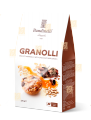 Cookies «Granolli» with chocolate and cereals 0.125 kg
