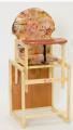 Стульчик для кормления с широкой спинкой Котята в Украине, Цена, Фото