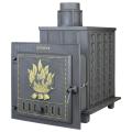 Дровяная печь-камин для бани Гефест ПБ-03