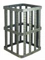 Сетка на трубу 250х250х500 ПБ-04/03