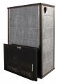 Печь для бани Klover RT 100-RV Жадеит 40 мм