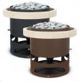 Электрическая печь для бани без парогенератора EOS Zeus L
