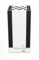 Электрическая печь для бани EOS Mithos Black & White Vapor S-Line c парогенератором
