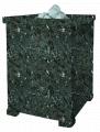 Облицовка для чугунной банной печи ПБ-01/01-ЗК Оптима 880/50 Комбинированный камень