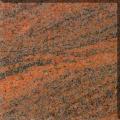 Granitu płycie RED MULTICOLOR polerowania 3cm czerwona