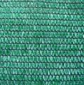 Пластиковая затеняющая сетка TENAX Ямайка 2х100 м зеленая
