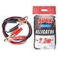 Провода прикуривания 400А, ALLIGATOR, 2,5м, пакет