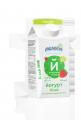 Йогурт белый сладкий Клубника-мята