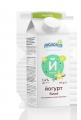 Йогурт белый сладкий Ваниль 700г