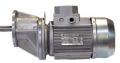Электродвигатель с редуктором для оборудования свиноводства