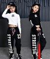 Детские спортивные костюмы-(хип-хоп), укороченная футболка.