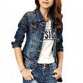 Модные джинсовые куртки для женщин.