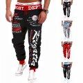Спортивные брюки для мужчин-хип-хоп (джоггеры)