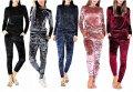 Мягкие бархатные спортивные костюмы для женщин
