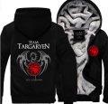 Модная зимняя мужская толстовка с логотипом -(Дракон)