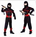 Новогодние костюмы Косплэй костюм (Боевые искусства ниндзя) для детей