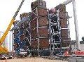Котлы утилизаторы отходов теплагазовых турбин электростанций и дизельных двигателей