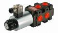 Подключатель электрический для гидрораспределителя 6/2 90L  24V (TO TURN)