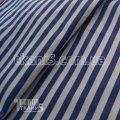 Ткань Рубашечная ткань полоска (7мм)