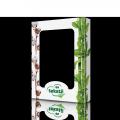 Коробка картонная для полотенец bamboo 70К-07002