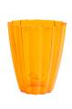 Кашпо для Орхидей Ромашка,оранжевый d 140mm