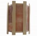 Ограждение светильника солевое на 4,5 плитки для бани и сауны