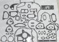 Набор прокладок двигателя КамАЗ ЕВРО (малый)