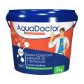 Дезинфектант на основе хлора быстрого действия AquaDoctor C-60 5 кг. в гранулах