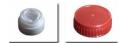 Колпачок полиэтиленовый двухкомпонентный для укупорки  Колпачки пластиковые для укупорки