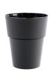 Кашпо Коло для Орхидей, черный, d 135mm