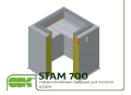 Стакан монтажный STAM 700 (710)