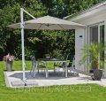 Солнцезащитный садовый зонт (Швейцария)Ø350, 300х300
