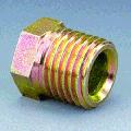 Накидной винт UESM D для центральной смазки. Тип USZ, Соединение 1 - Метрическая наружная резьба, цилиндрическая Соединение 2 - Трубное соединение Норма DIN 71426