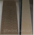 Касета-гофра испарительного охлаждения 1524мм х305мм х150мм